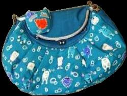 袋包創作-時尚-俏麗
