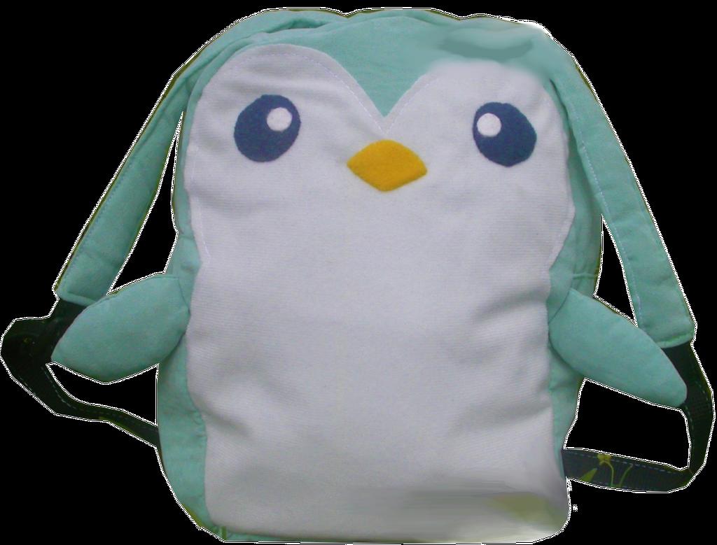 袋包創作-創作-企鵝